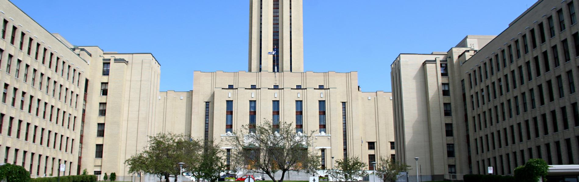 Université au Québec