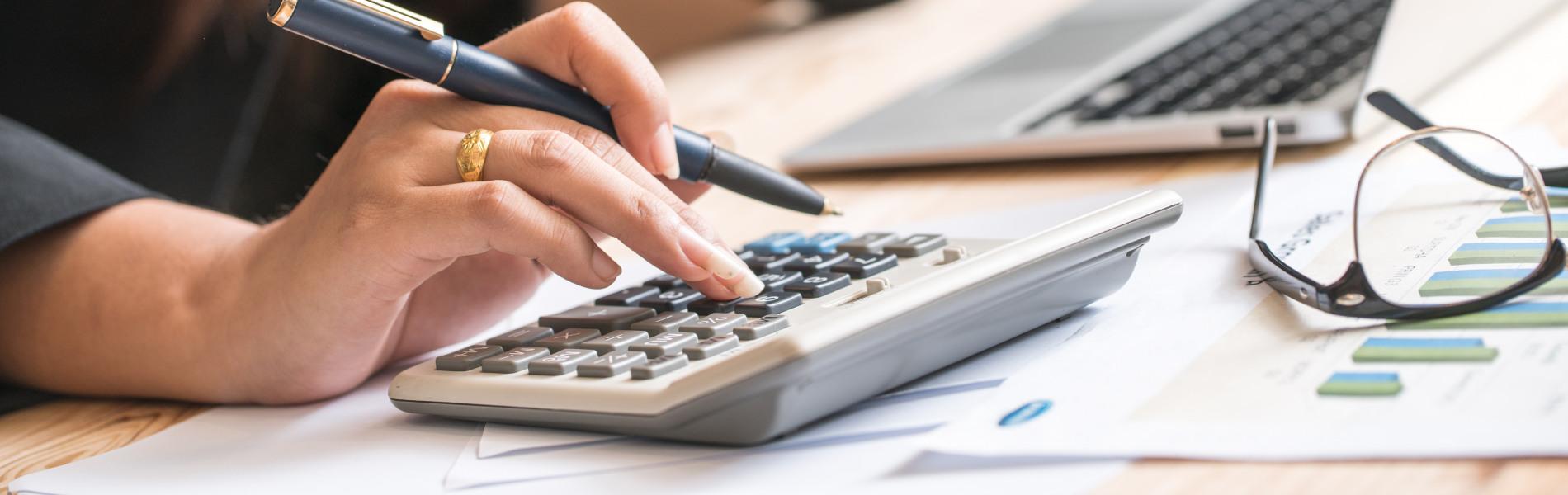 Calcul d'un budget