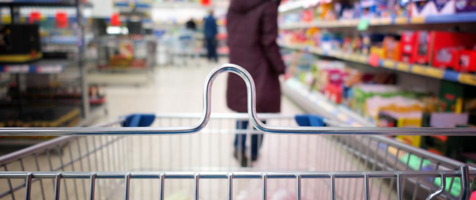 Rayon de supermarché