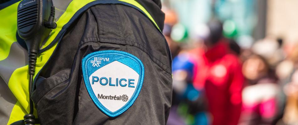 La Police au Québec