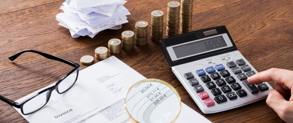 Calcul des taxes