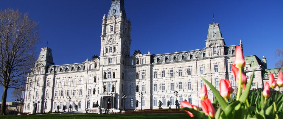 Le parlement de Québec