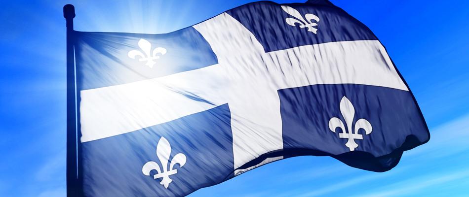 drapeau quebecois