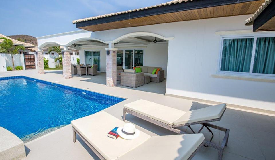Magnifique villa haut de gamme