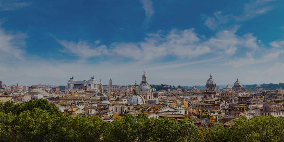 Rome & Surroundings, the luxury real estate area in Italy