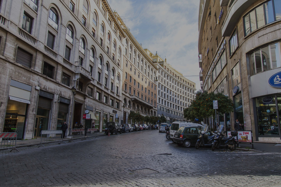 Via Vittorio Veneto, the luxury real estate hotspot in Rome & Surroundings - Italy