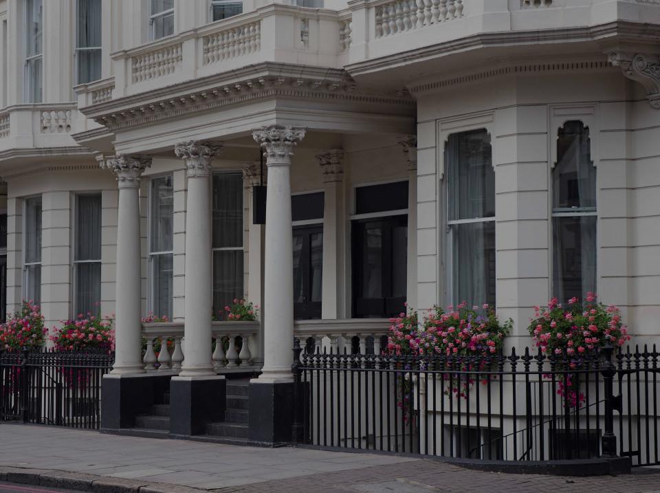Belgravia, the luxury real estate hotspot in London - United Kingdom