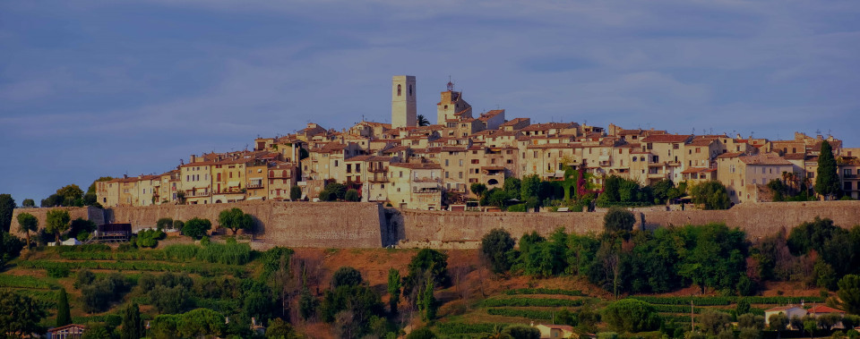 Saint-Paul de Vence, the luxury real estate hotspot in French Riviera - France
