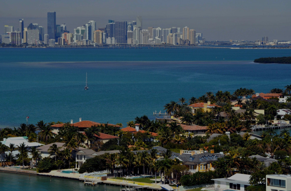 Key Biscayne, the luxury real estate hotspot in Miami - Florida
