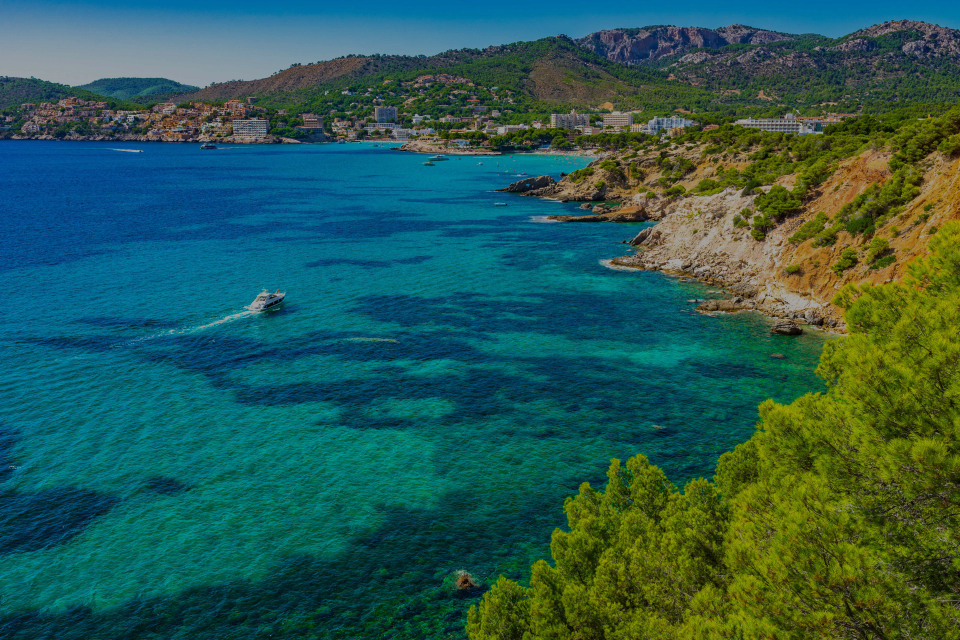 Calvia , the luxury real estate hotspot in Balearic Islands - Spain