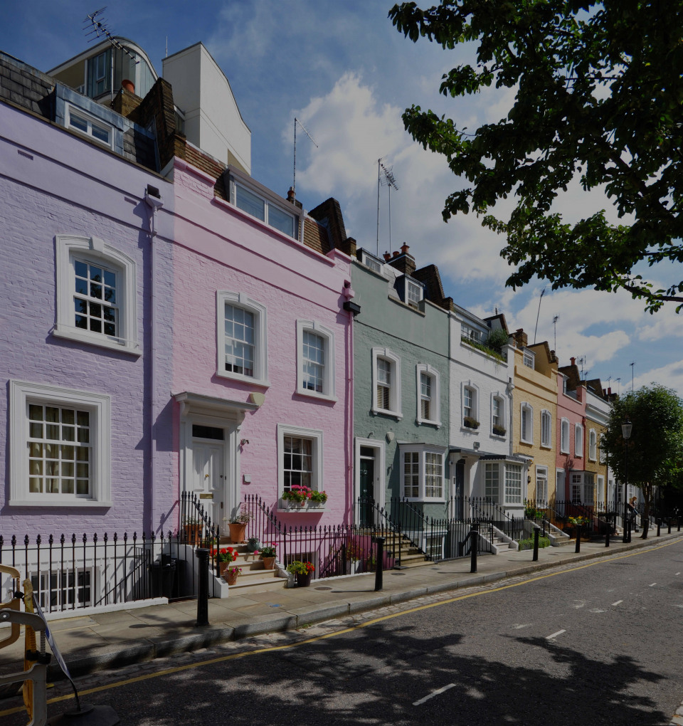 Chelsea, the luxury real estate hotspot in London - United Kingdom