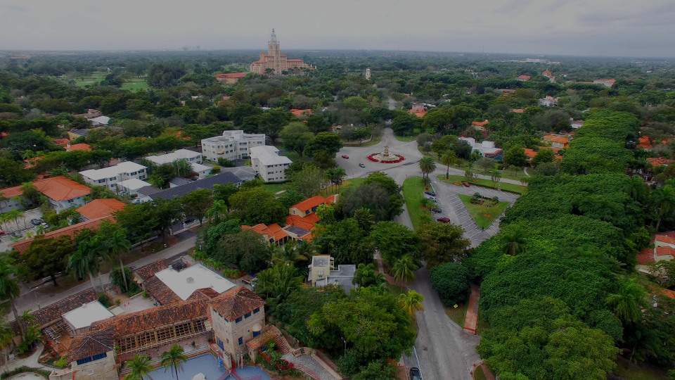 Coral Gables, the luxury real estate hotspot in Miami - Florida