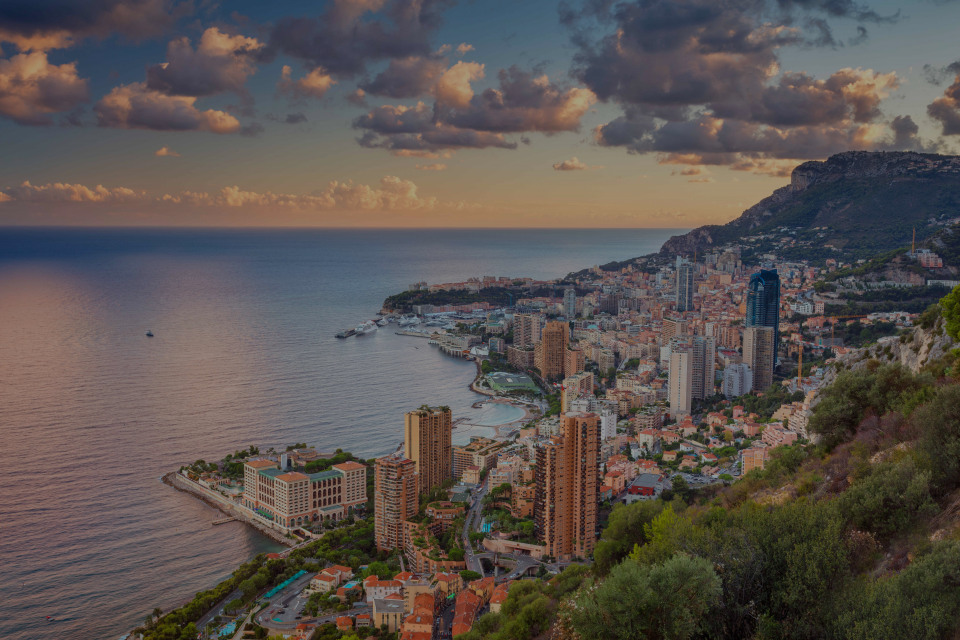 Monaco, the luxury real estate hotspot in French Riviera - France