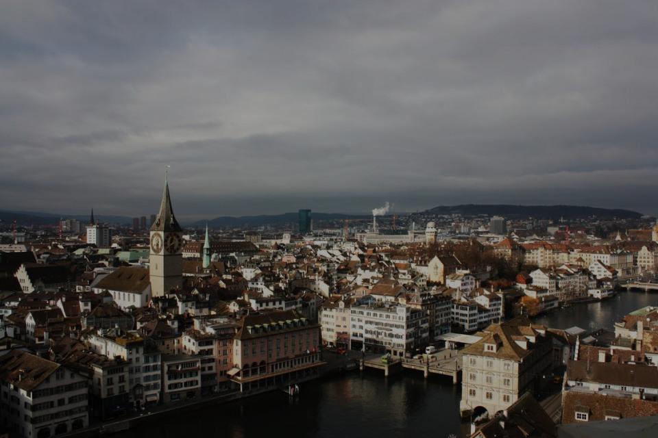 Les Eaux-Vives, the luxury real estate hotspot in Geneva - Switzerland