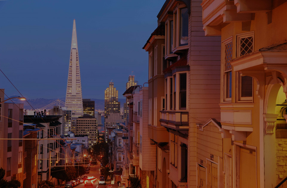 Nob Hill, the luxury real estate hotspot in San Francisco - California