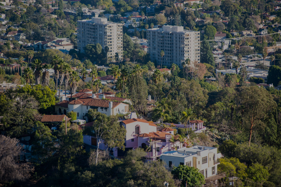 Los Feliz, the luxury real estate hotspot in Los Angeles - California