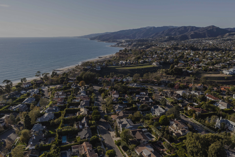Pacific Palisades, the luxury real estate hotspot in Los Angeles - California