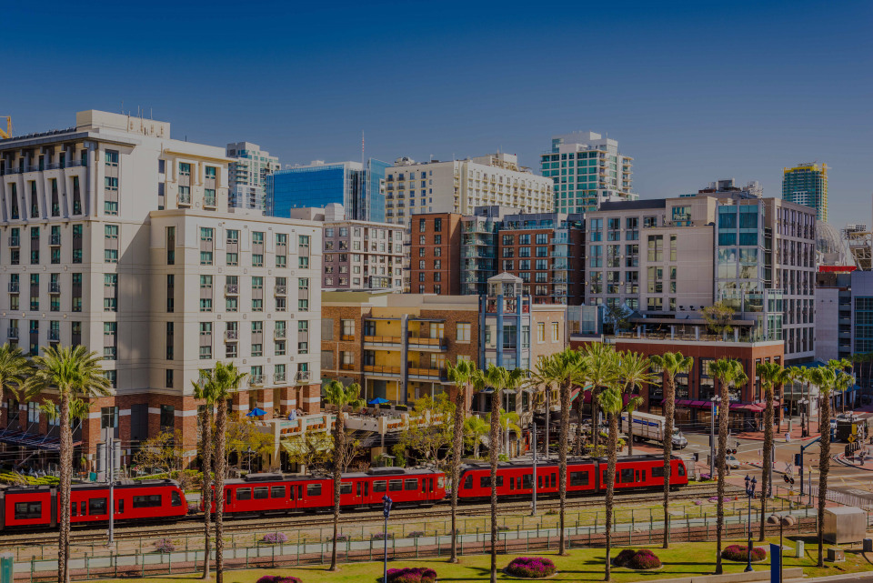 Gaslamp Quarter, the luxury real estate hotspot in San Diego - California