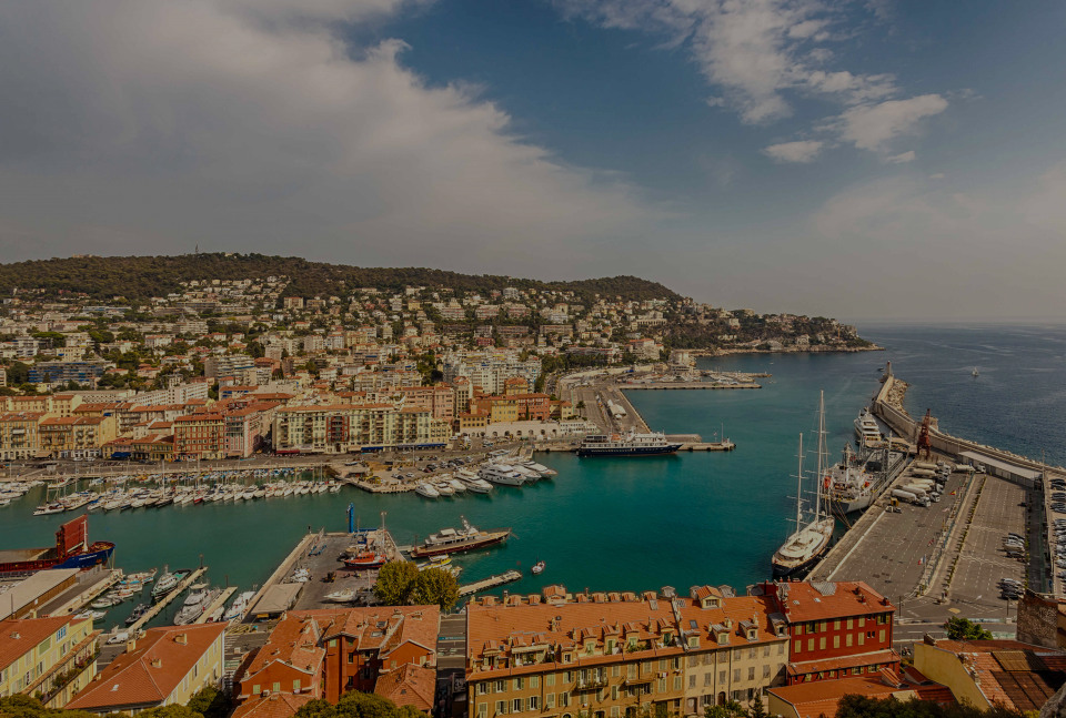 Nice Mont Boron - Le Port, the luxury real estate hotspot in French Riviera - France
