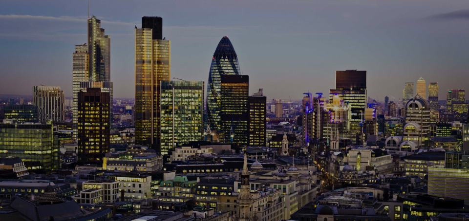 City of London, the luxury real estate hotspot in London - United Kingdom