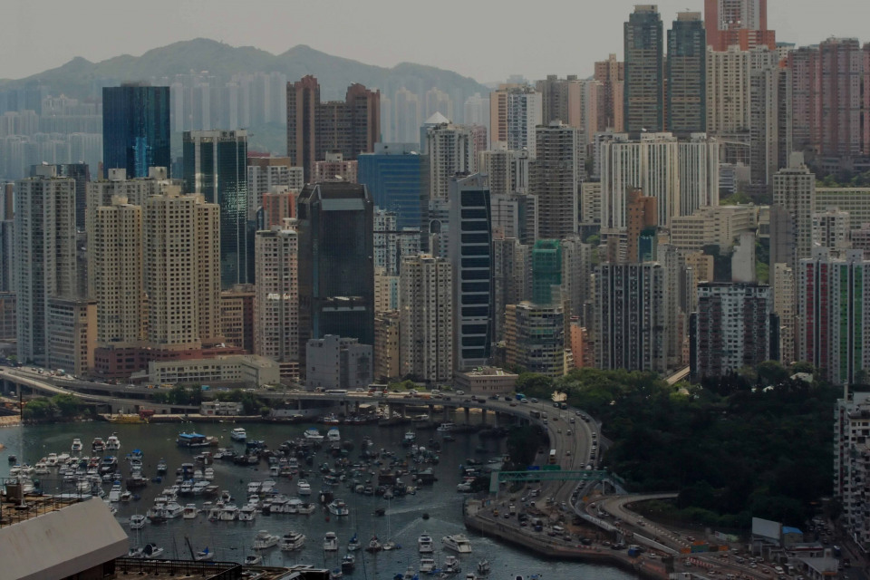 Causeway Bay, the luxury real estate hotspot in Hong-Kong - China