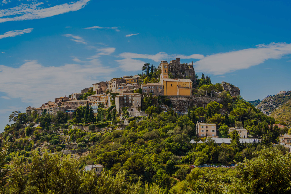 Eze - Cap d'Ail, the luxury real estate hotspot in French Riviera - France