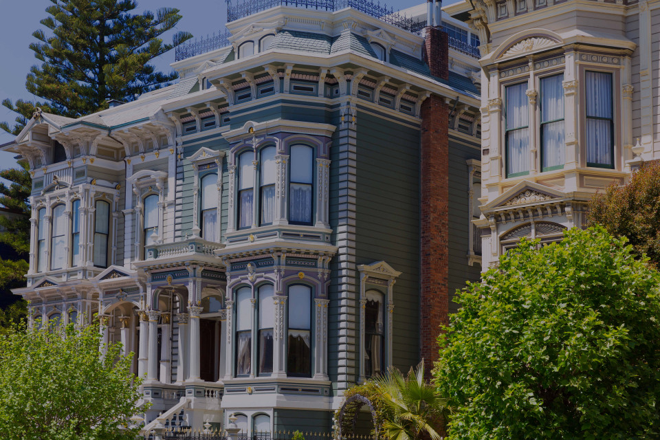 Pacific Heights, the luxury real estate hotspot in San Francisco - California