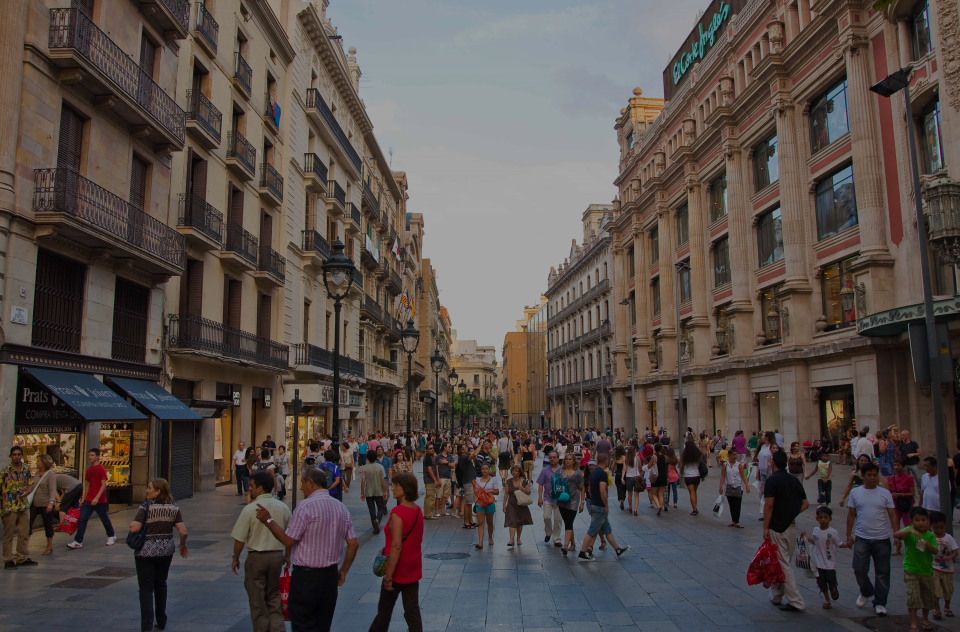 Ciutat Vella, the luxury real estate hotspot in Barcelona - Spain