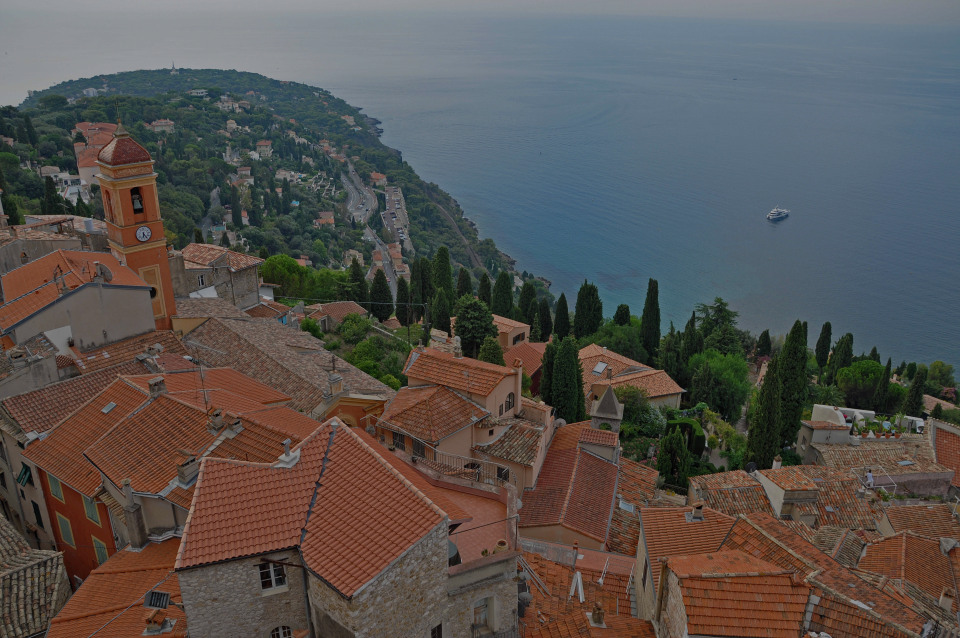 Roquebrune - Cap Martin, the luxury real estate hotspot in French Riviera - France