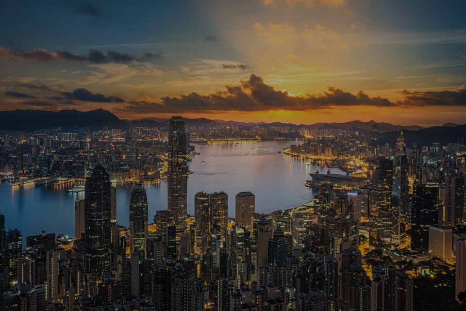 Central District of Hong-Kong, the luxury real estate hotspot in Hong-Kong - China